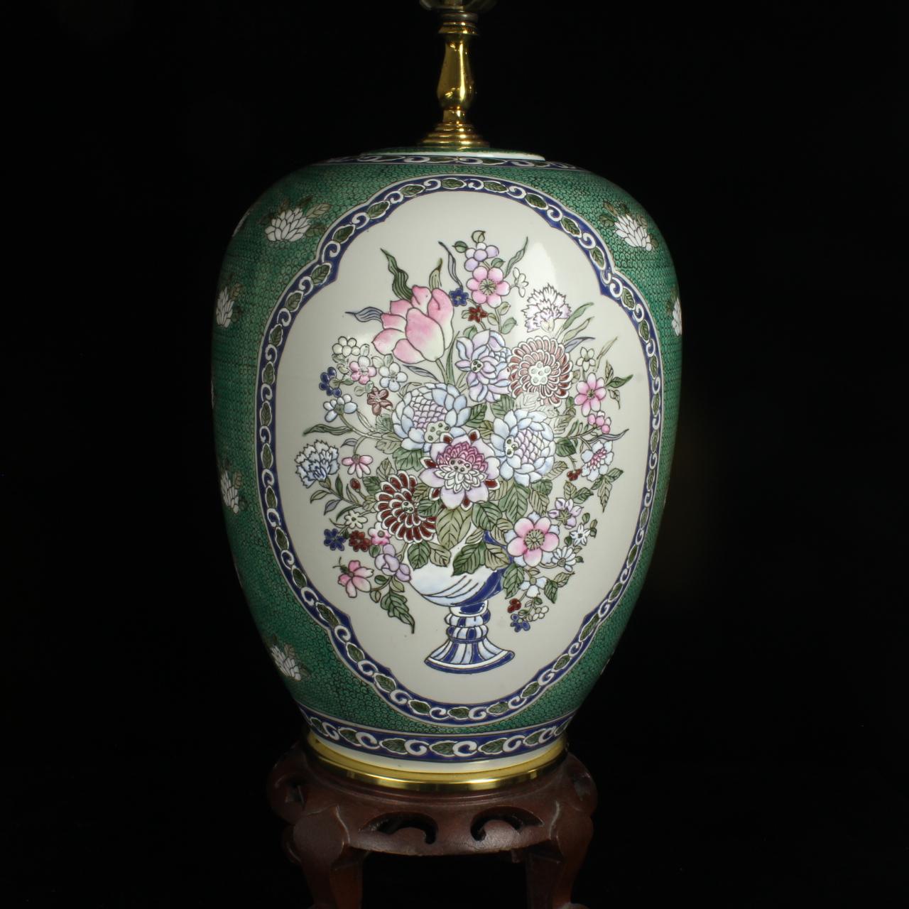 Goodlife Auctions Lot 1423 Kaiser Kuhn Porcelain Table
