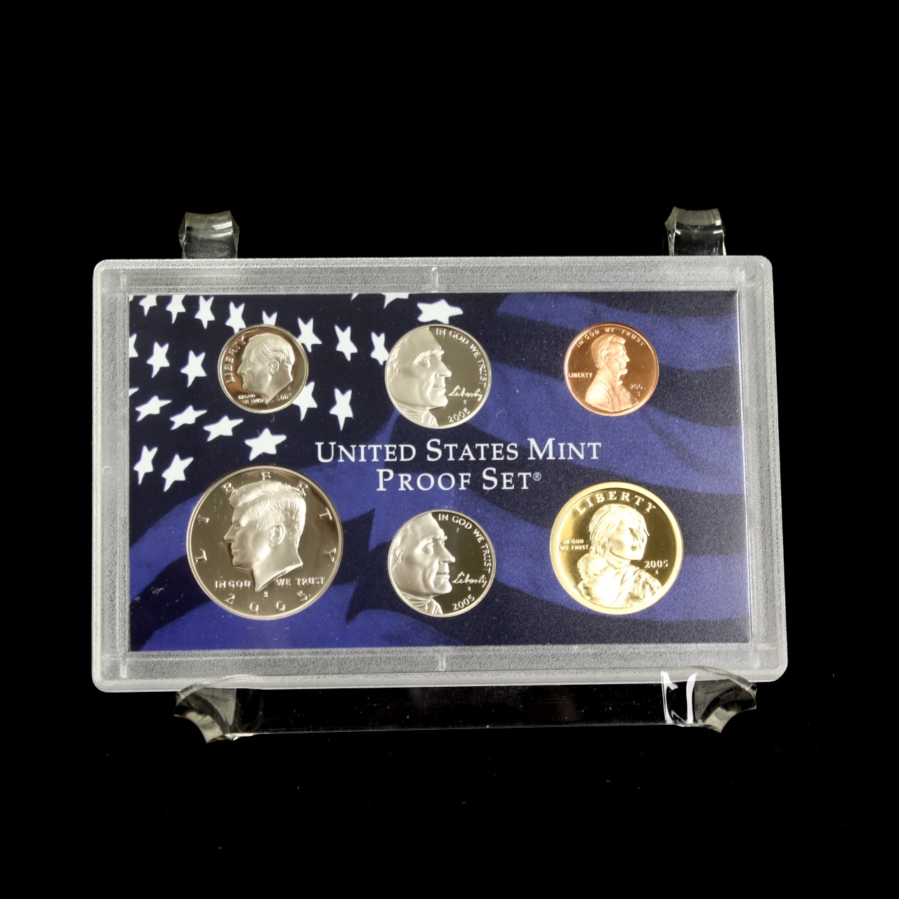 2005-S United States Mint 50-State Quarters Proof Set