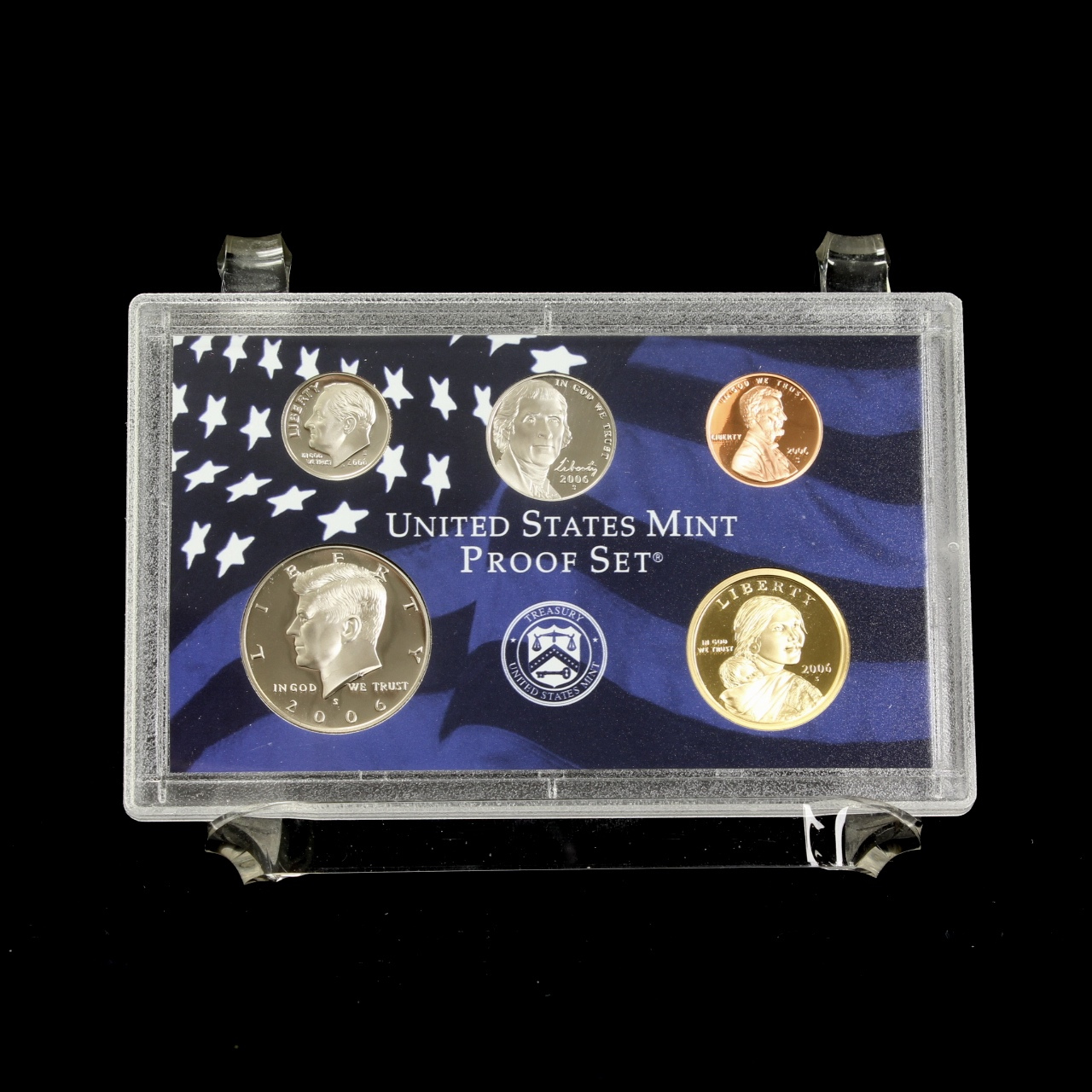 2006-S United States Mint 50-State Quarters Proof Set