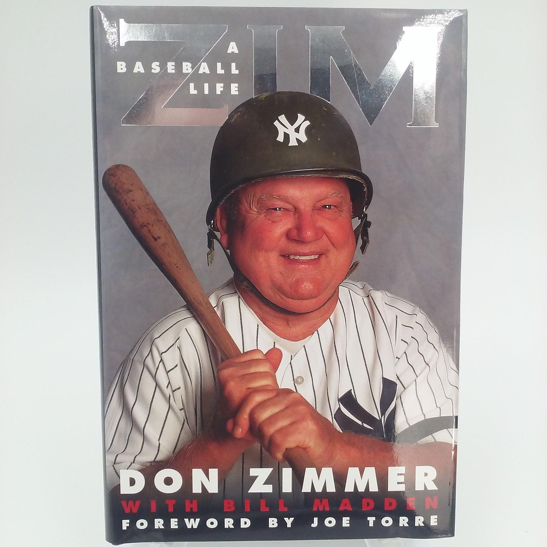 Book, Zim - A Baseball Life