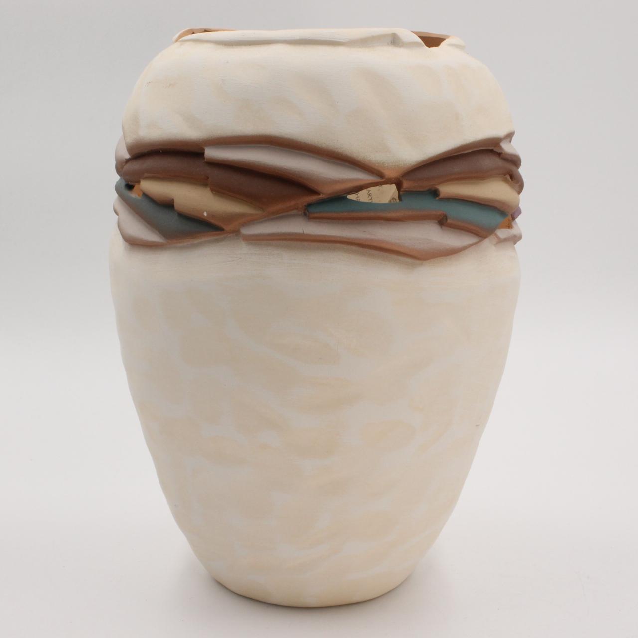 Goodlife Auctions Lot 830 Native American Design Vase