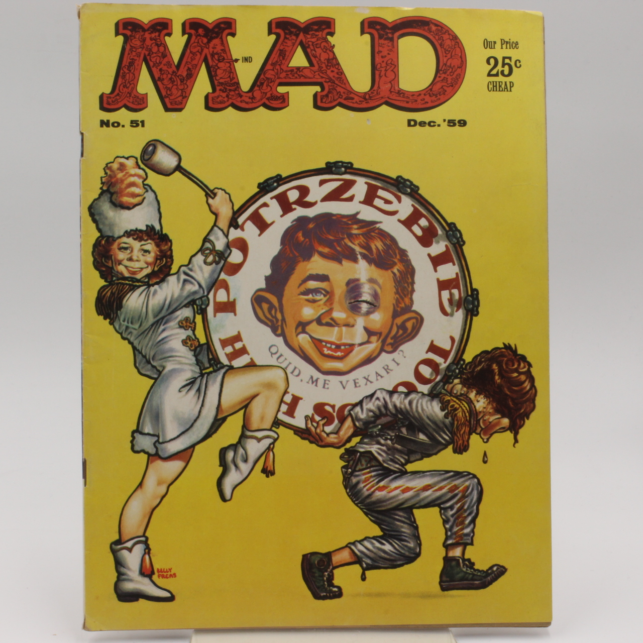 Goodlife Auctions Lot 972 Mad Magazine No 51 December