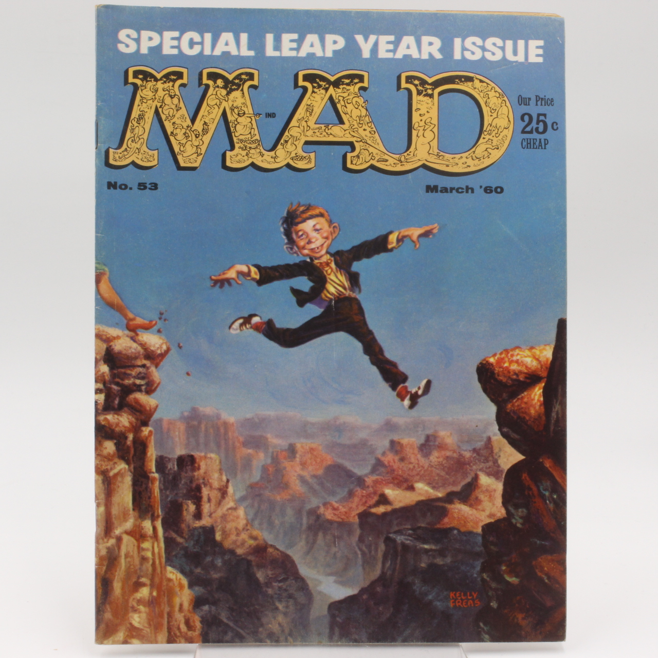 Goodlife Auctions Lot 977 Mad Magazine No 53 March